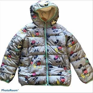 GAP + Disney Puffer Coat